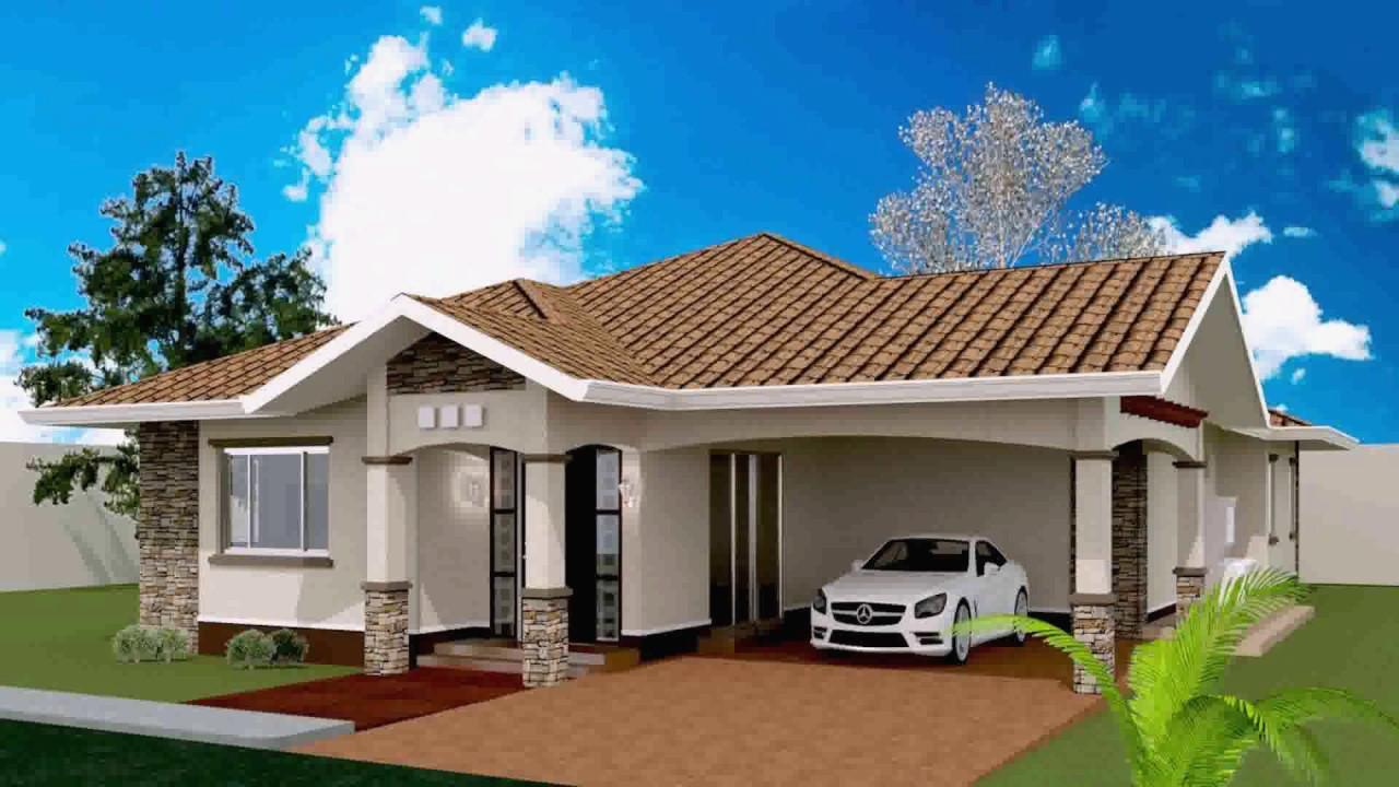 3bedroom Model House Design And Floor Plan Philippines