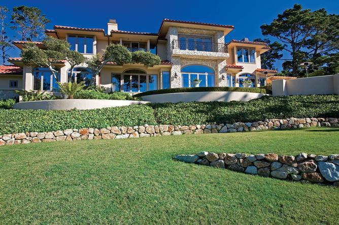 Houses for sale on pebble beach golf course