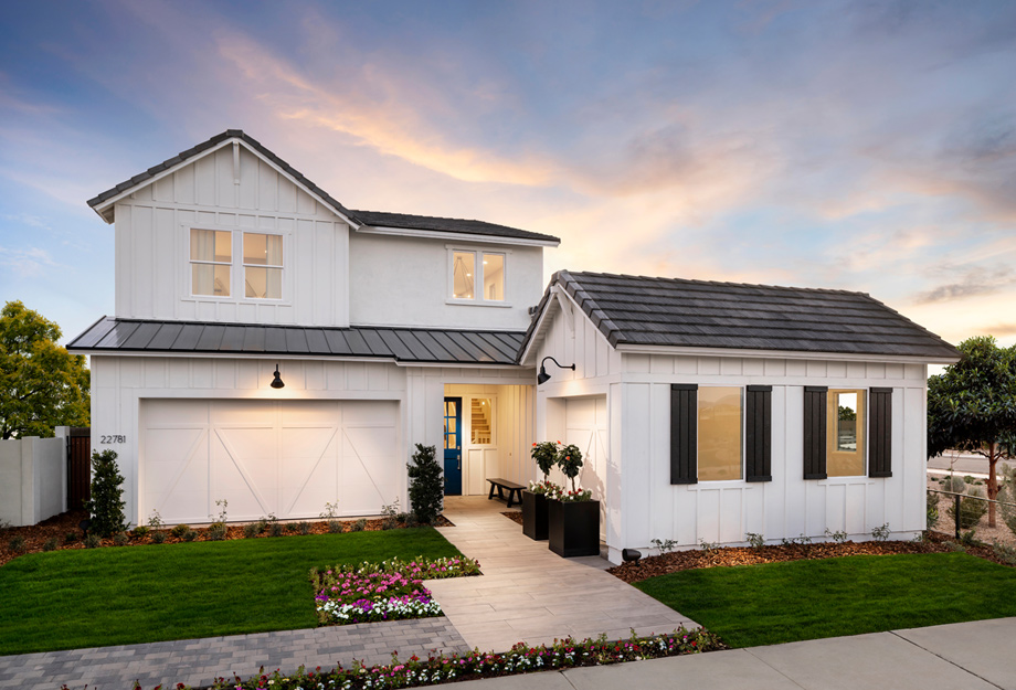 New model homes for sale