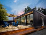 Modern Container House Design