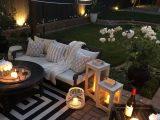 cheap garden party seating ideas