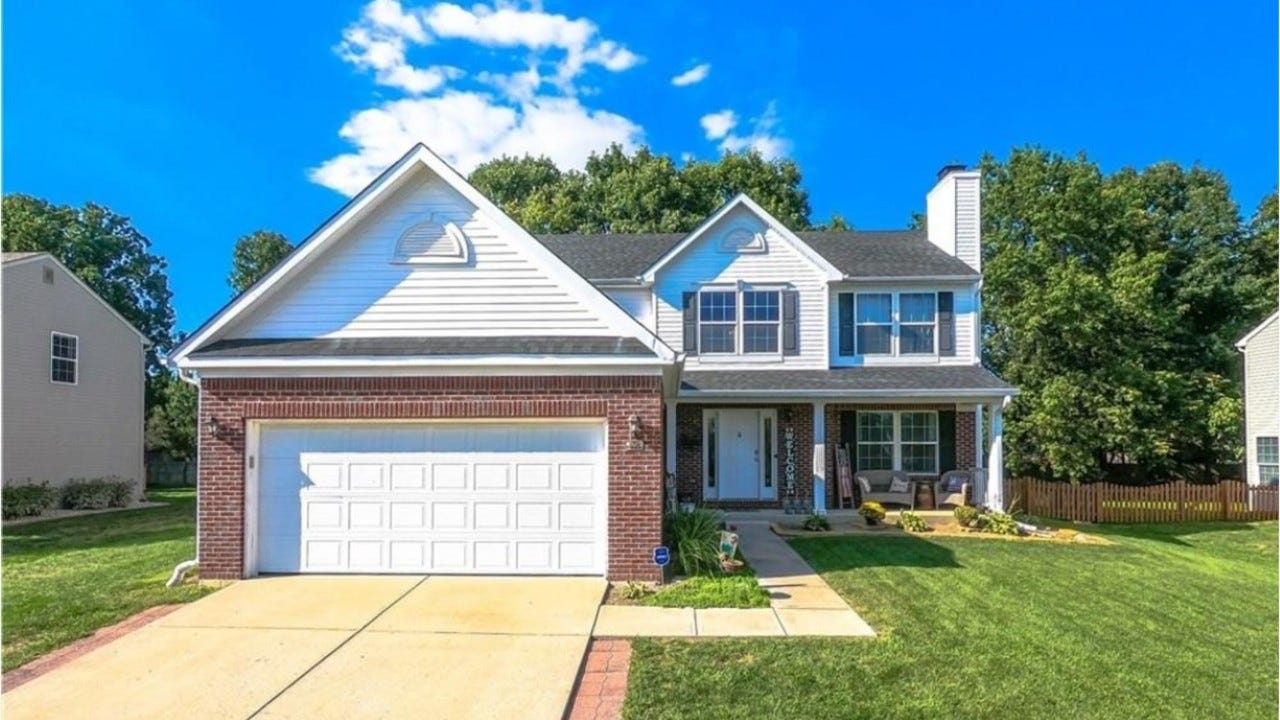 Houses for sale greenwood indiana